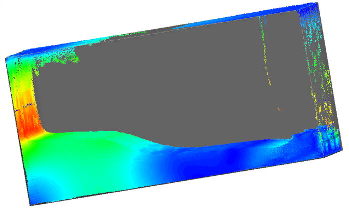 Soshing Dynamic loads across a tank structure as a result of the motion of free surface fluid confined inside the tank are an important safety issue. XFlow can be used to track the fluid motion, including splashing of single particles, and analyze the sloshing impact loads. It is possible to introduce any arbitrary prescribed movement e.g. from tabular data.