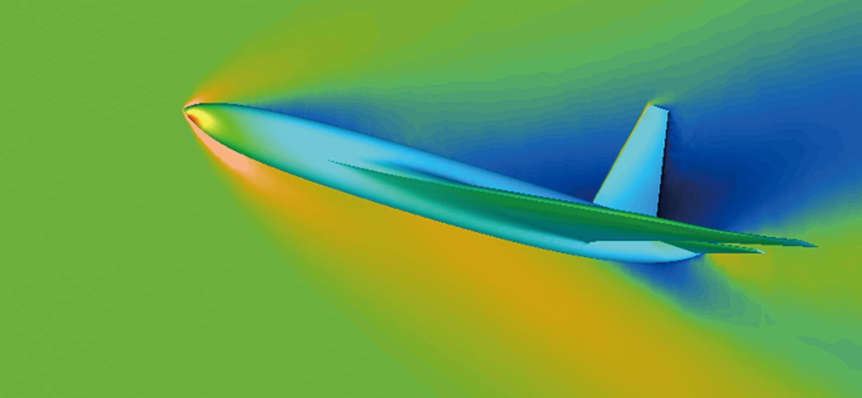 Cradle CFD compressible simulation with super sonic flow