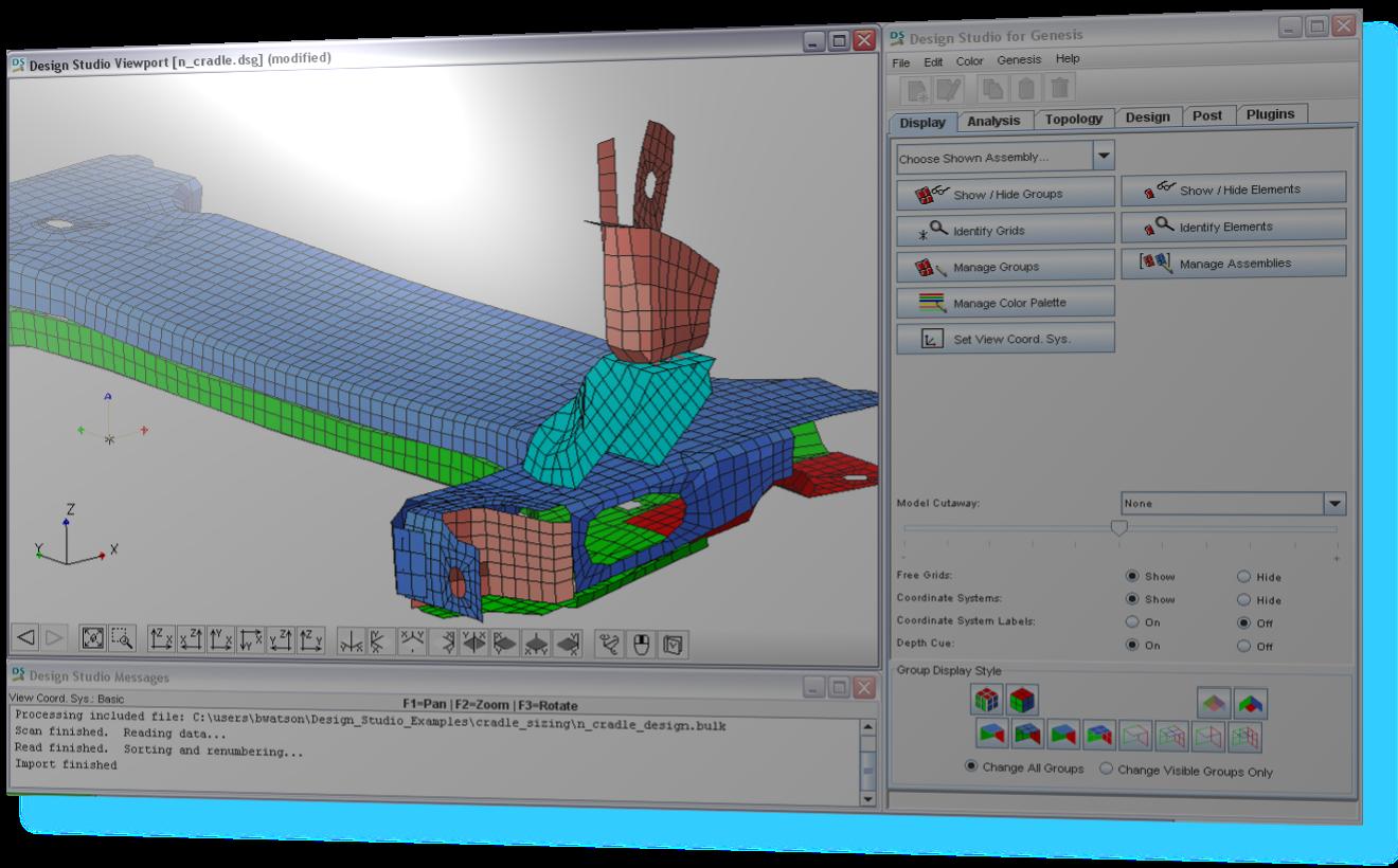 Genesis Structural Analysis And Optimization Mantiumcae Com